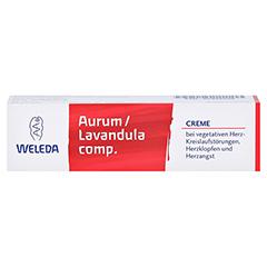 AURUM/LAVANDULA comp.Creme 25 Gramm N1 - Vorderseite