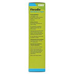 Floradix Eisen plus B12 vegan Tonikum 250 Milliliter - Linke Seite