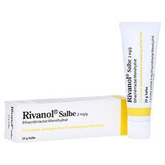 Rivanol Salbe 25 Gramm N1