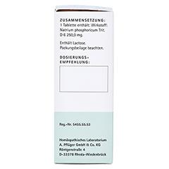 BIOCHEMIE Pflüger 9 Natrium phosphoricum D 6 Tabl. 100 Stück N1 - Linke Seite