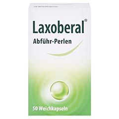 LAXOBERAL Abführ Perlen 50 Stück N3 - Vorderseite