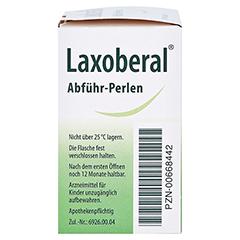 LAXOBERAL Abführ Perlen 50 Stück N3 - Linke Seite