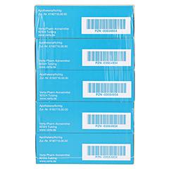 Magnesium Verla N Dragees 10x100 Stück - Unterseite