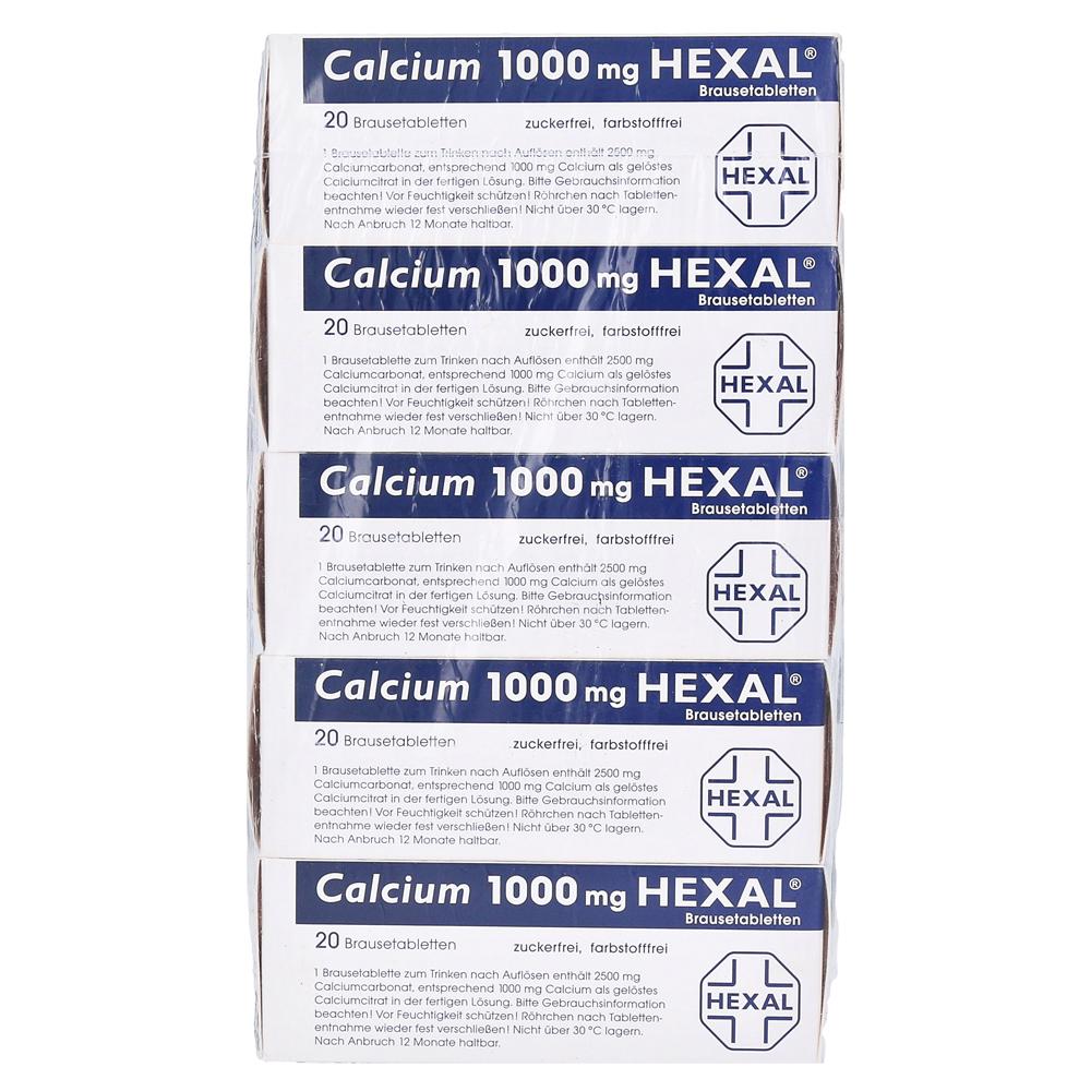 calcium 1000mg hexal 100 st ck n3 online bestellen. Black Bedroom Furniture Sets. Home Design Ideas