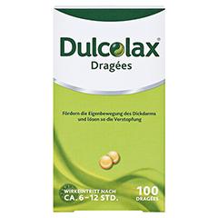 Dulcolax Dragees 5mg 100 Stück N3 - Vorderseite