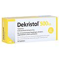 DEKRISTOL 500 I.E. Tabletten 50 Stück N2