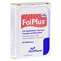 FOLPLUS+D3 Filmtabletten 60 Stück