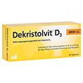 DEKRISTOLVIT D3 4.000 I.E. Tabletten 30 Stück