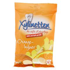 XYLINETTEN Orange Ingwer Bonbons 60 Gramm