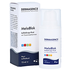 DERMASENCE MelaBlok Emulsion 15 Milliliter
