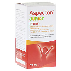 ASPECTON Junior Immun Suspension 250 Milliliter