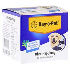 BAY O PET Ohrreiniger f.kleine Hunde/Katzen 2x25 Milliliter