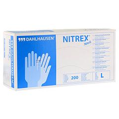 NITRIL Handschuhe ungepudert Gr.L 200 Stück