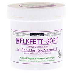 MELKFETT SOFT mit Sanddornöl & Vitamin E 250 Milliliter