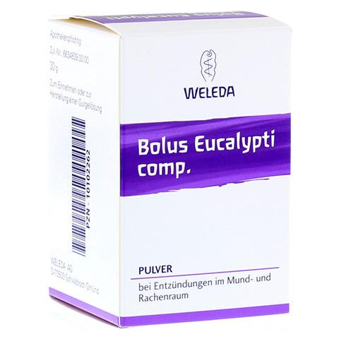 BOLUS EUCALYPTI comp.Pulver 30 Gramm