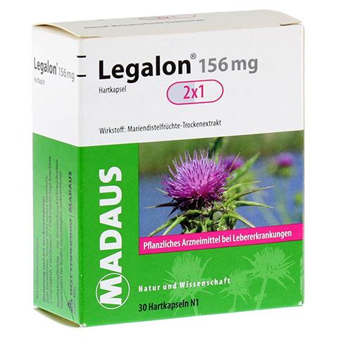 Legalon Madaus 156mg 30 Stück N1