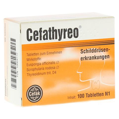 CEFATHYREO Tabletten 100 Stück N1