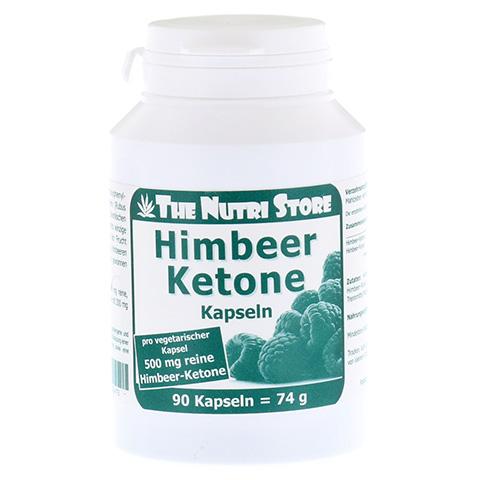 HIMBEER KETONE 500 mg Kapseln 90 Stück
