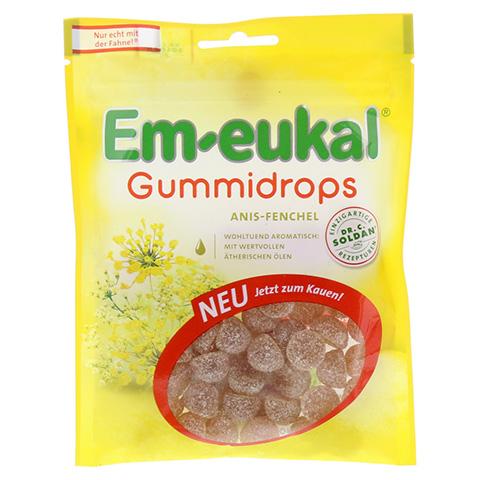 EM EUKAL Gummidrops Anis-Fenchel zuckerhaltig 90 Gramm