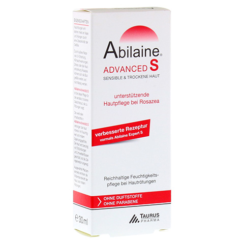 ABILAINE ADVANCED S Creme 30 Milliliter