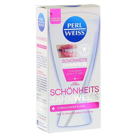 PERLWEISS Schönheits Zahnweiß 50 Milliliter