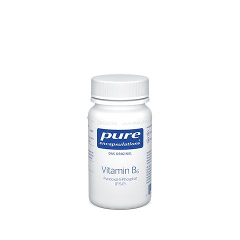 PURE ENCAPSULATIONS Vitamin B6 P-5-P Kapseln 90 Stück
