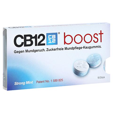 CB12 boost Kaugummi 10 Stück