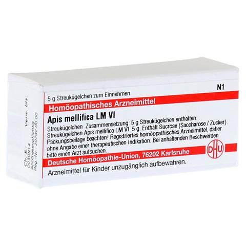 LM APIS mellifica VI Globuli 5 Gramm N1