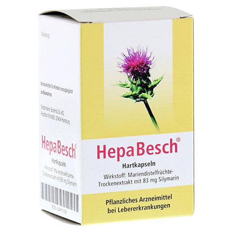 HepaBesch Hartkapseln 50 Stück N2