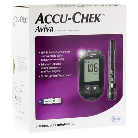 ACCU-CHEK Aviva III Set mg/dl 1 Stück