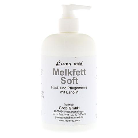 MELKFETT SOFT Creme in Pumpflasche 500 Milliliter