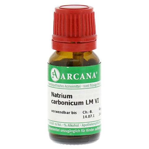 NATRIUM CARBONICUM LM 6 Dilution 10 Milliliter N1