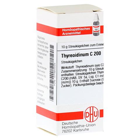 THYREOIDINUM C 200 Globuli 10 Gramm N1