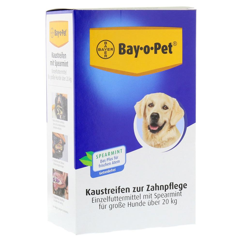 bay-o-pet-zahnpfl-kaustreif-spearmint-f-gr-hunde-140-gramm