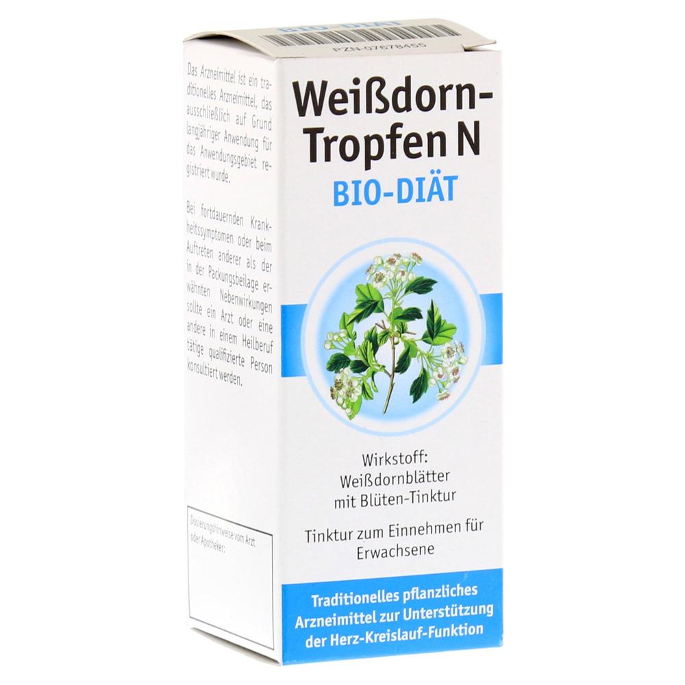 wei-dorn-tropfen-n-bio-diat-tinktur-50-milliliter, 7.90 EUR @ medpex-de