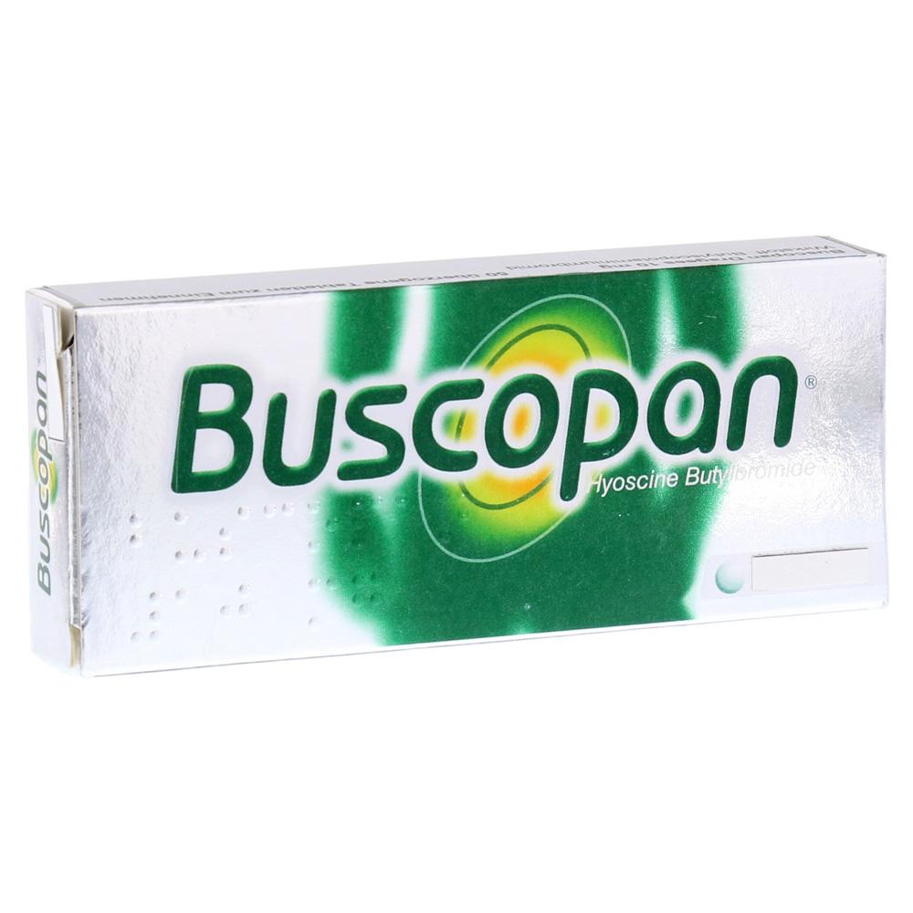 buscopan bei magenschmerzen