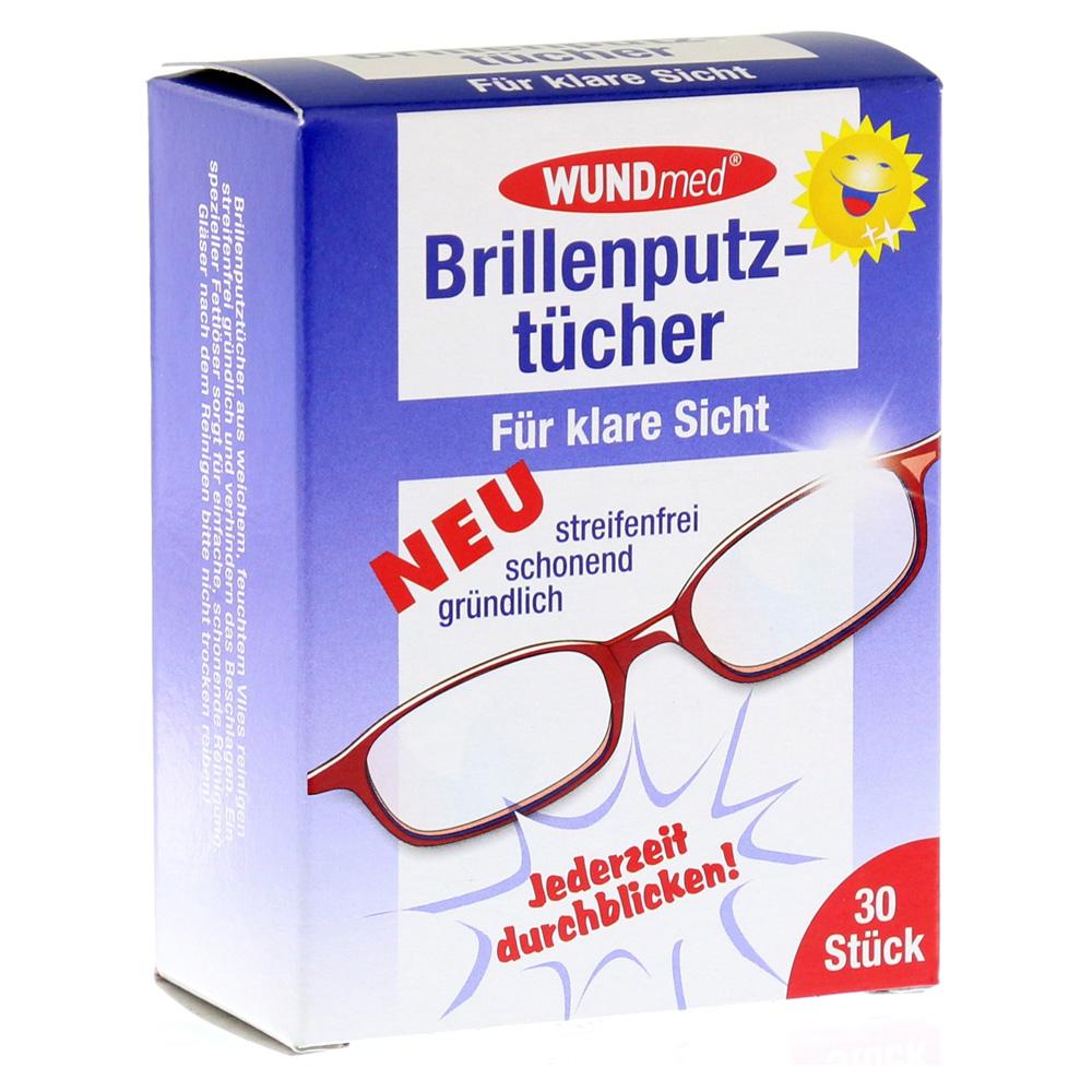 Axisis GmbH Brillenputztücher 30 Stück