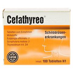 CEFATHYREO Tabletten 100 Stück N1 - Vorderseite