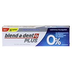 BLEND A DENT Super Haftcreme 0% 1 Stück - Vorderseite