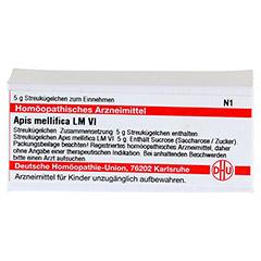 LM APIS mellifica VI Globuli 5 Gramm N1 - Vorderseite