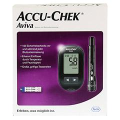ACCU CHEK Aviva III Set mmol/l 1 Stück - Vorderseite