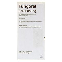 Fungoral 2% 120 Milliliter N1 - Vorderseite