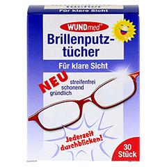 Brillenputztücher 30 Stück - Vorderseite