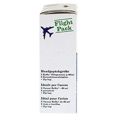RENU MultiPlus Flight Pack Flaschen 2x60 Milliliter - Linke Seite