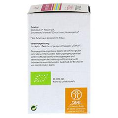 FOLSÄURE COMPACT Bio Tabletten 120 Stück - Linke Seite