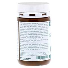 OMEGA 7 Sanddornöl 500 mg Bio Kapseln 100 Stück - Linke Seite