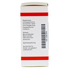 CALCIUM FLUORATUM D 8 Tabletten 80 Stück N1 - Linke Seite