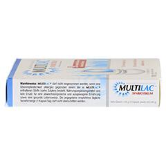 MULTILAC Synbiotikum magensaftresistente Kapseln 10 Stück - Linke Seite