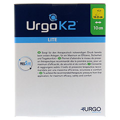 URGOK2 Lite Kompr.Syst.10cm Knöchelumf.18-25cm 6 Stück - Linke Seite