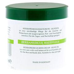 Olivenöl Hautcreme Herbamedicus 250 Milliliter - Linke Seite